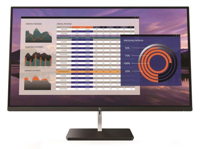 HP zaprezentowało nowe monitory z matrycami 4K oraz USB Typ- [2]