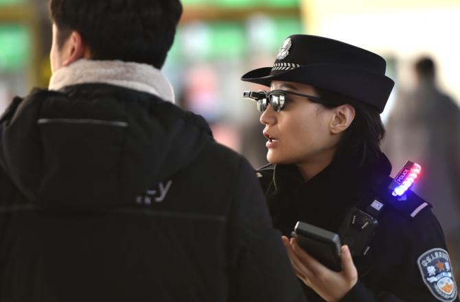 Robocop po chińsku: sztuczna inteligencja łapie przestępców [2]