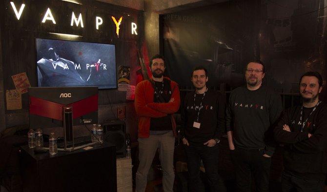 Vampyr: znamy datę premiery cRPG od twórców Life is Strange [1]