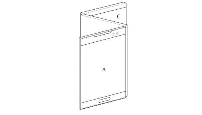 LG patentuje składanego smartfona z trzema wyświetlaczami  [3]