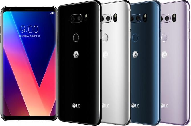 LG V30s - nowa wersja smartfona zedebiutuje na MWC 2018 [1]