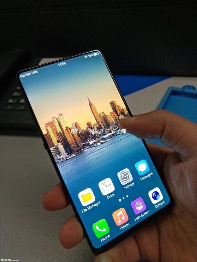 Vivo X30 - najbardziej bezramkowy smartfon na świecie? [1]