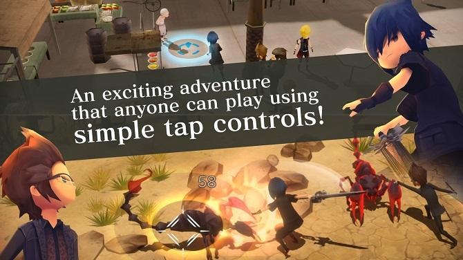 Final Fantasy XV Pocket Edition już dostępne do pobrania [2]