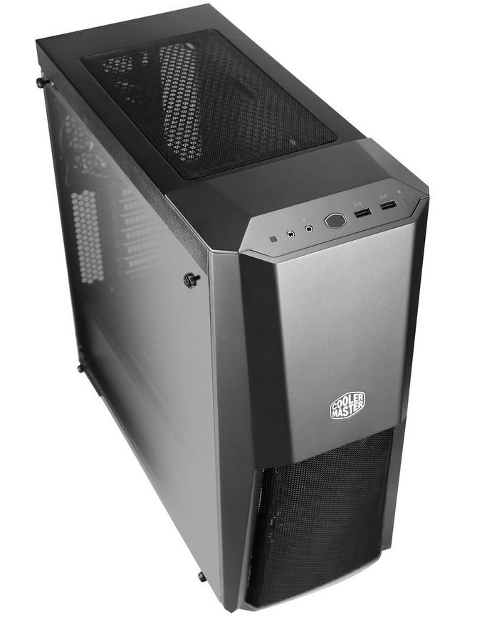 Cooler Master MasterBox MB500 - Przewiewna obudowa z RGB LED [3]
