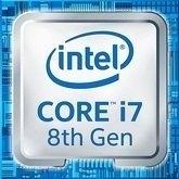 Intel Core i7-8850H - pierwsze konkretne wyniki wydajności