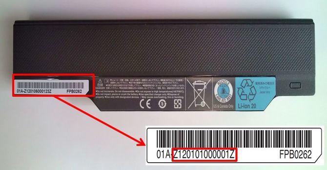 Niektóre laptopy Fujitsu zostały wyposażone w wadliwe bateri [2]