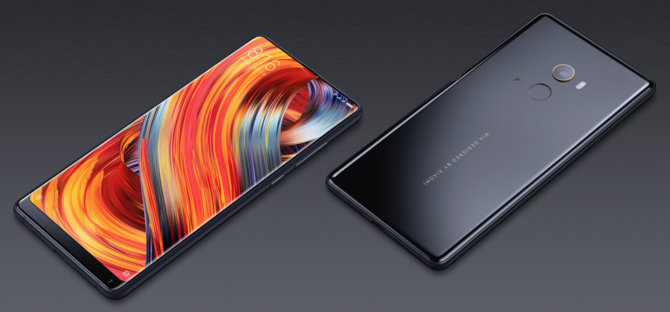 Poznaliśmy wygląd oraz specyfikację Xiaomi Mi Mix 2S?  [1]