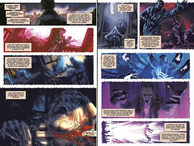 Dishonored 2: kolejne przygody Corvo Attano na łamach komisu [2]