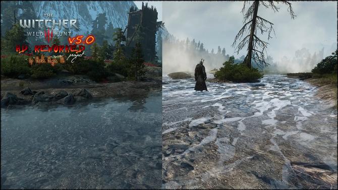 Wiedźmin 3: Dziki Gon otrzymuje nową paczkę tekstur HD [1]