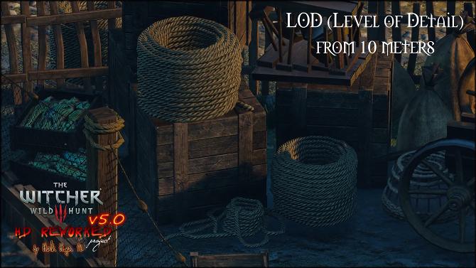 Wiedźmin 3: Dziki Gon otrzymuje nową paczkę tekstur HD [2]