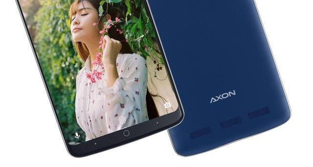 ZTE Axon 9 z Snapdragon 845 i ekranem 18:9 pojawi się na MWC [2]