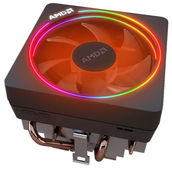 AMD Wraith Prism - druga generacja chłodzenia dla procesora  [1]