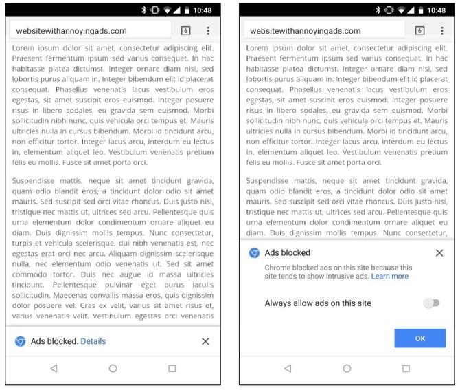 Google zakłada kaganiec reklamodawcom w przeglądarce Chrome [1]