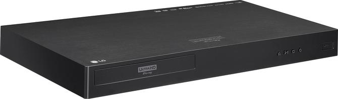 LG UP970 - najtańszy odtwarzacz UHD Blu-ray z Dolby Vision [1]