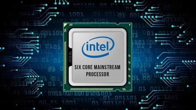 Nowe procesory Intel Coffee Lake w sklepie Newegg [1]