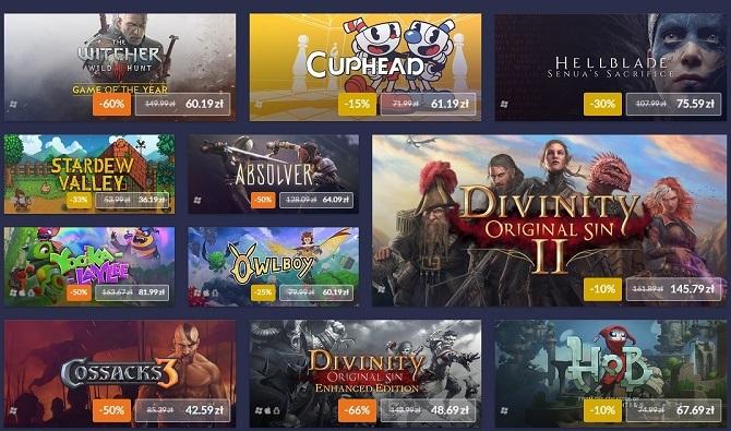 Darmowy Dungeons 2 i inne promocje na GOG [2]