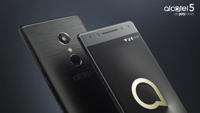 Alcatel zaprezentuje trzy nowe smartfony na targach MWC 2018 [1]