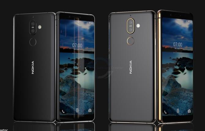 Smartfony Nokia 7 Plus i Nokia 1 na zdjęciach przed premierą [2]