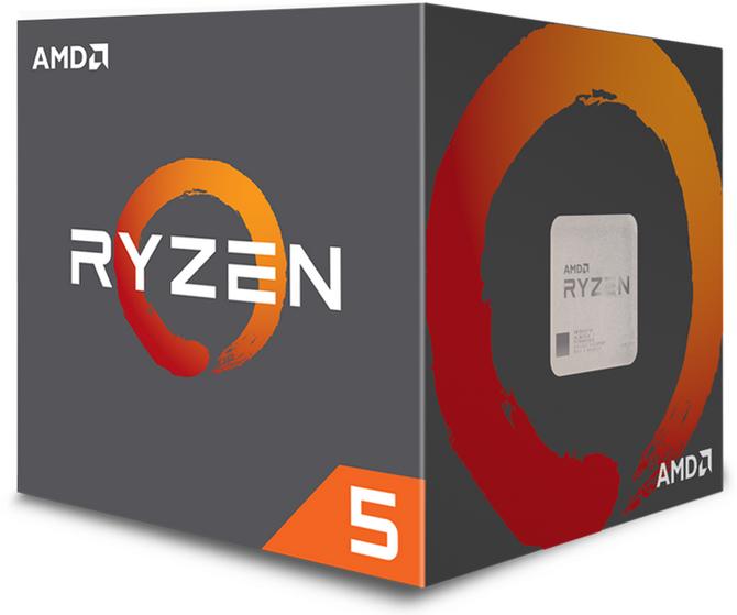 AMD Ryzen 5 2600 - wyniki wydajności procesora z GeekBench [1]