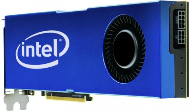 Intel planuje wkroczenie na rynek kart graficznych [1]