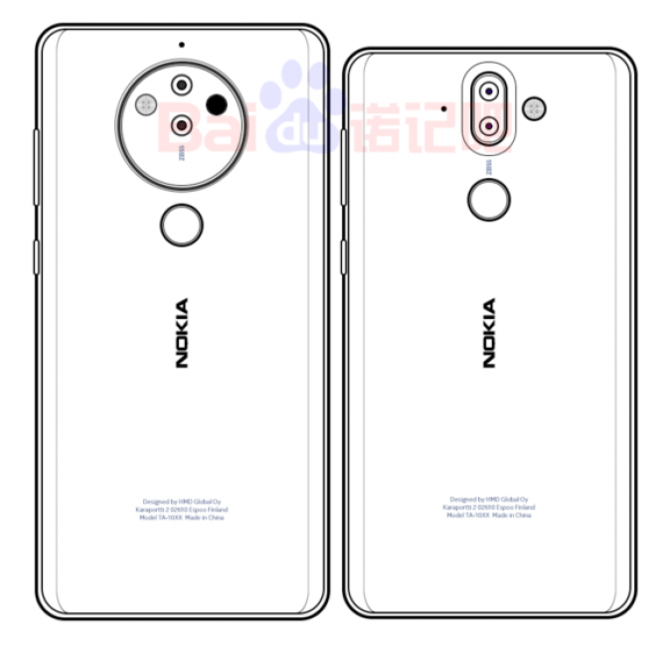 Nokia 8 Pro - flagowy smartfon z pięcioma aparatami z tyłu? [2]