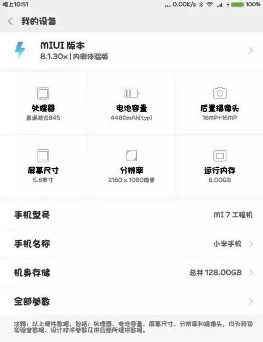 Xiaomi Mi 7 dostanie technologię rozpoznawania twarzy [2]