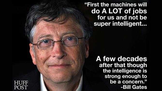 Bill Gates teraz widzi sztuczną inteligencję jako przyjaciel [2]