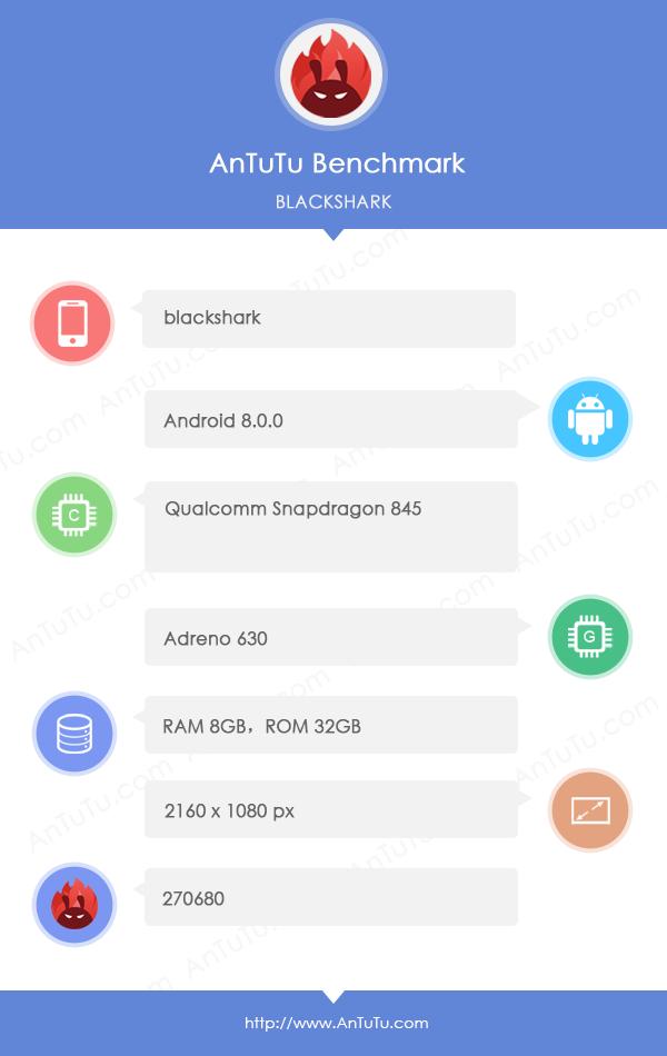 Xiaomi Blackshark - szykuje się konkurent dla Razer Phone'a? [2]