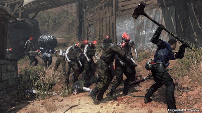 Metal Gear Survive jak chcesz dodatkowy save, to płać graczu [2]