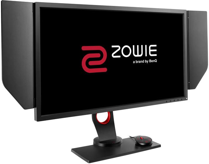 ZOWIE XL2740 - 27-calowy monitor dla e-sportowych graczy [1]