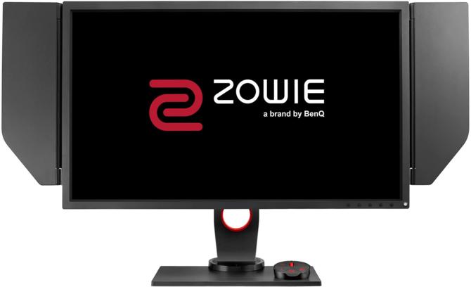 ZOWIE XL2740 - 27-calowy monitor dla e-sportowych graczy [2]