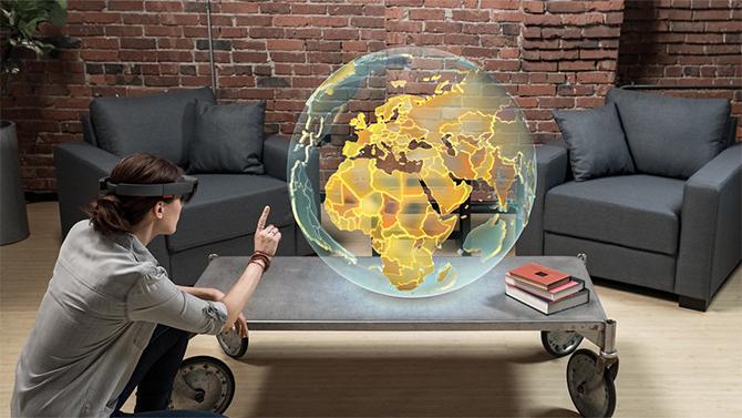 HoloLens v2: Microsoft chce wskrzesić horrendalnie drogie MR [1]