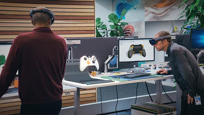 HoloLens v2: Microsoft chce wskrzesić horrendalnie drogie MR [3]