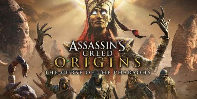 Assassin's Creed: Origins - szczegóły dotyczące drugiego DLC [1]