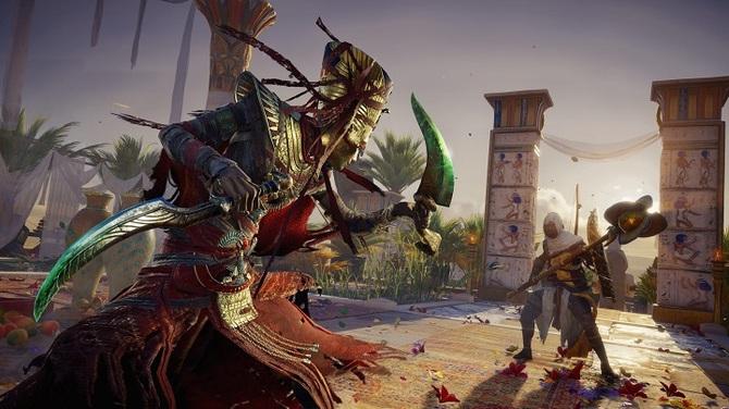 Assassin's Creed: Origins - szczegóły dotyczące drugiego DLC [2]