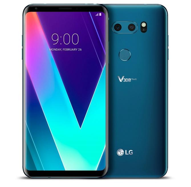 LG V30S ThinQ - zapowiedziano ulepszoną wersję modelu V30 [1]