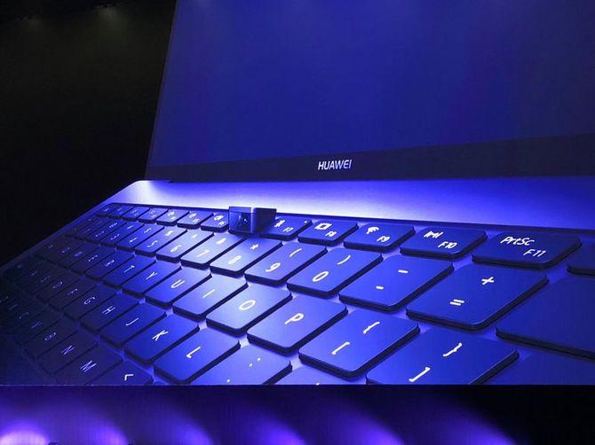 MWC 2018: Huawei prezentuje ultrabooka Matebook X Pro [1]