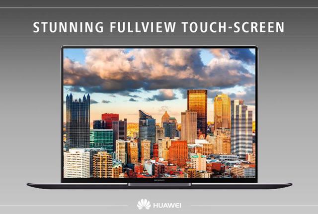 MWC 2018: Huawei prezentuje ultrabooka Matebook X Pro [3]
