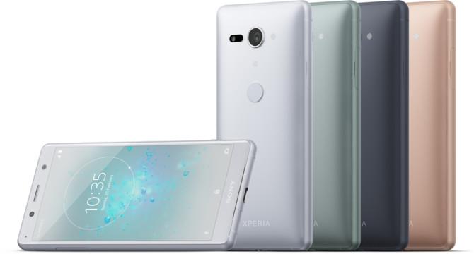 MWC 2018: Debiutują smartfony Sony Xperia XZ2 i XZ2 Compact [2]