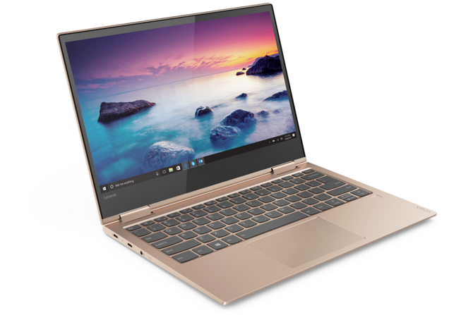 MWC 2018: Lenovo prezentuje hybrydy Yoga 530 oraz Yoga 730 [1]