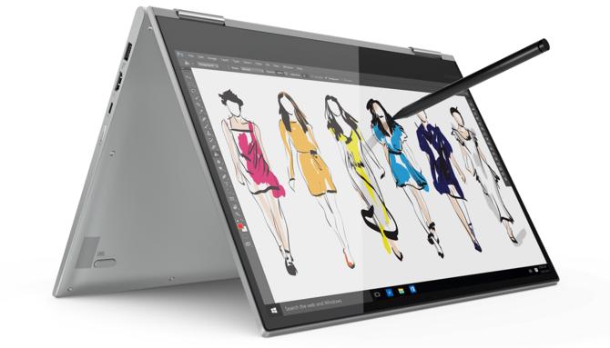 MWC 2018: Lenovo prezentuje hybrydy Yoga 530 oraz Yoga 730 [2]