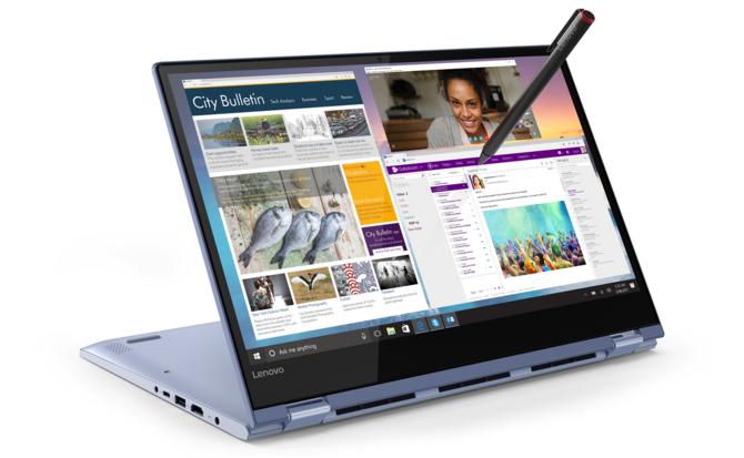 MWC 2018: Lenovo prezentuje hybrydy Yoga 530 oraz Yoga 730 [3]
