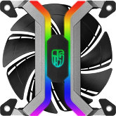 Deepcool MF120 - Bezramkowe wentylatory z WiFi i RGB LED
