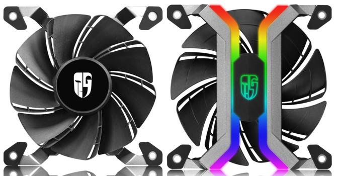 Deepcool MF120 - Bezramkowe wentylatory z WiFi i RGB LED [3]