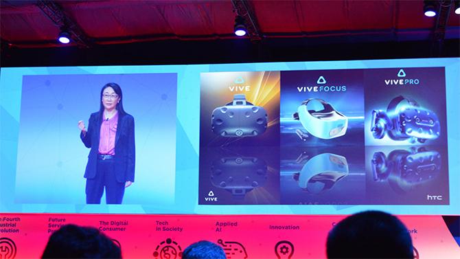 MWC: HTC zapowiada powrót do VR i przypomina o HTC Vive Pro [1]