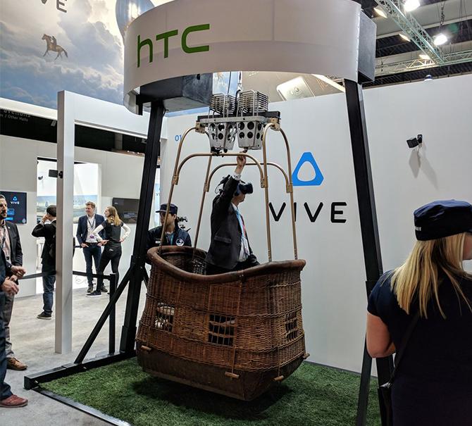 MWC: HTC zapowiada powrót do VR i przypomina o HTC Vive Pro [2]