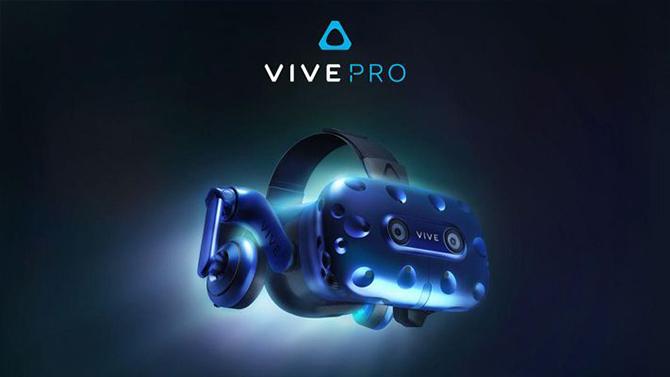 MWC: HTC zapowiada powrót do VR i przypomina o HTC Vive Pro [4]