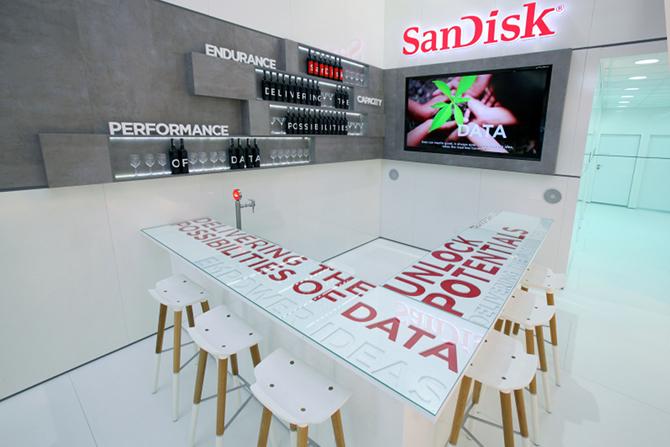SanDisk prezentuje najszybszą na świecie kartę microSD [2]