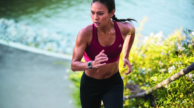 Fitbit Ionic: adidas edition - dla amatorów i zawodowców [2]