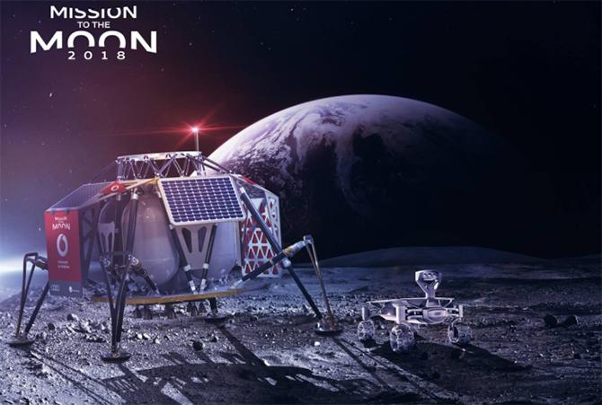Nokia i Vodafone dostarczą 4G na księżyc. To dopiero kosmos! [1]